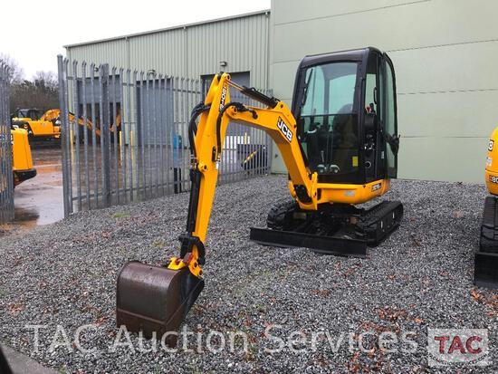2018 JCB Mini Excavator