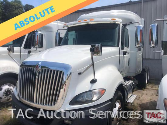 2014 International Prostar Plus