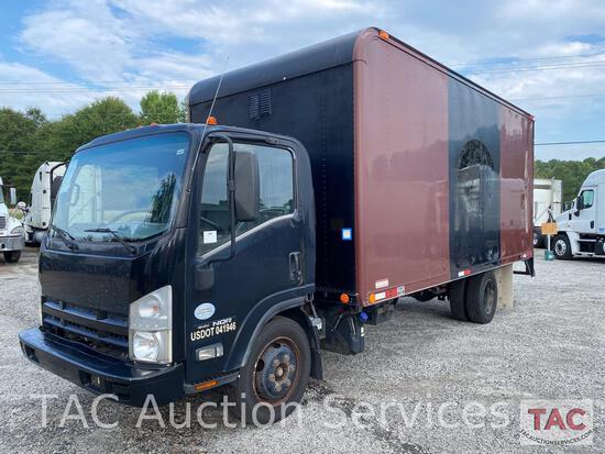 2013 Isuzu NQR Box Truck