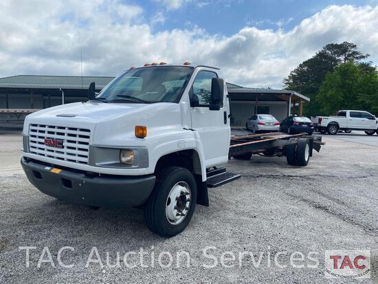 2005 GMC C5500 Cab & Chassis