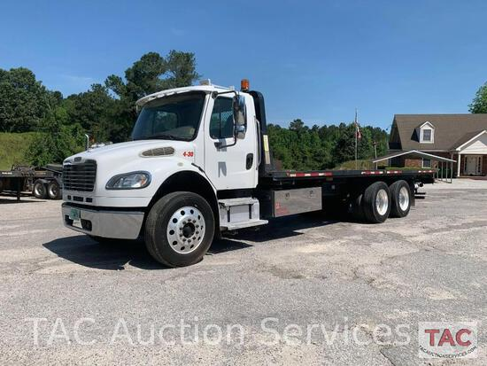 2005 Freightliner M2 T/A Rollback
