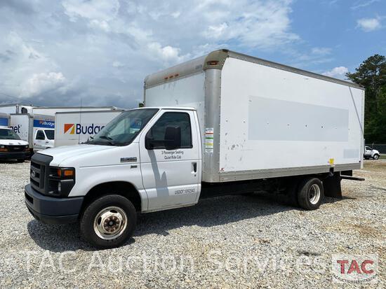2013 Ford E-350 Box Truck