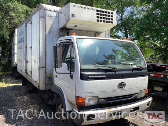 2006 Nissan UD1400 Refeer Box Truck