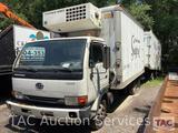 2006 Nissan UD1400 Refeer Box Truck