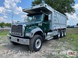 2011 Mack GU713 Granite Dump Truck
