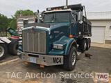 2001 Kenworth T800 Tri Axle Dump Truck