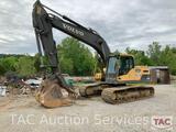 Volvo EC220DL Excavator