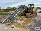 Volvo EC340DL Hydraulic Excavator