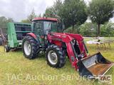 Case JX95 Tractor Loader