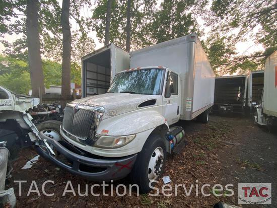 2016 International Durastar 4300 Box Truck