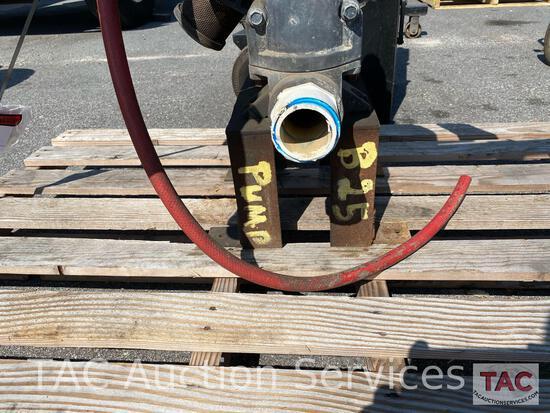 Husky 2150 Pneumatic Fluid Transfer Pump