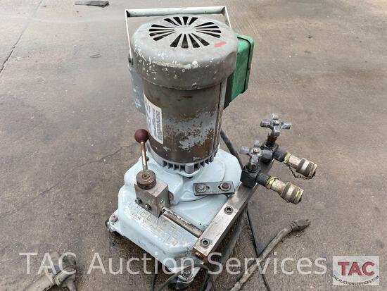 Hydraulic Supply Pump - Electric