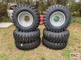 Skidsteer Loader Tires