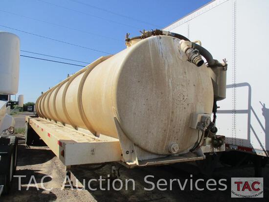 2012 Troxell 40ft Vacuum Tank Trailer