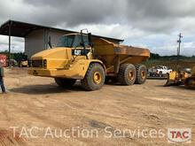 Caterpillar 740 Articulated Off Road Truck Dump