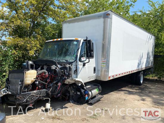 2018 International Durastar 4300 Box Truck