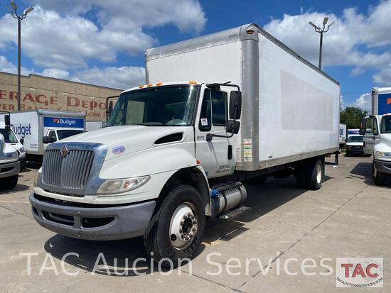 2015 International Durastar 4300 Box Truck