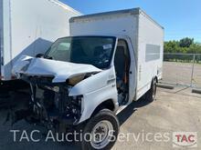 2015 Ford F-750 XL Box Truck