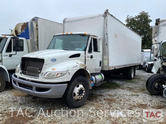 2017 International Durastar 4300 Box Truck