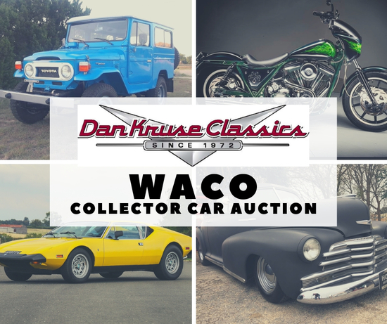 Waco Collector Car Auction