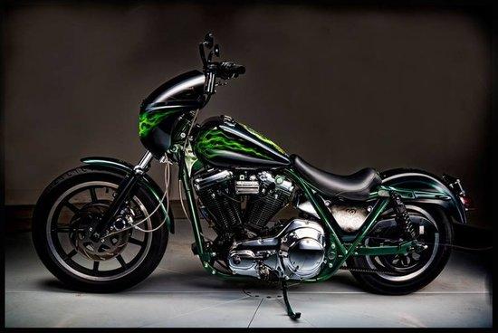 1993 Harley-Davidson FXRSP Motorcycle