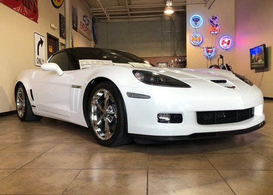 2013 Chevrolet Hennessey Corvette Grand Sport