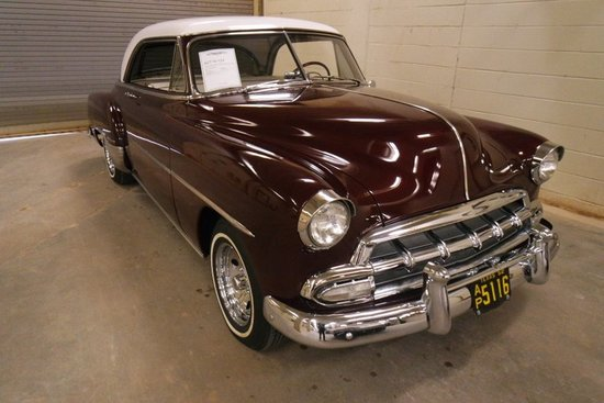 1952 Chevrolet Deluxe Bel Air