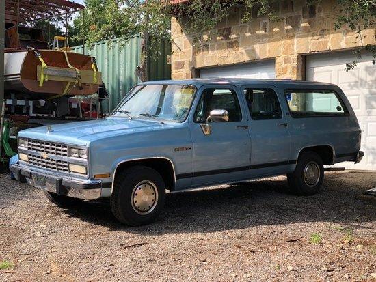 1991 Chevrolet Suburban