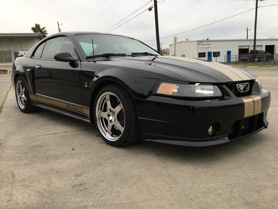 2003 Ford Roush Mustang Stage 3