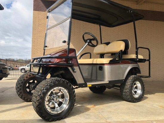 2005 EZ-GO TXT Golf Cart