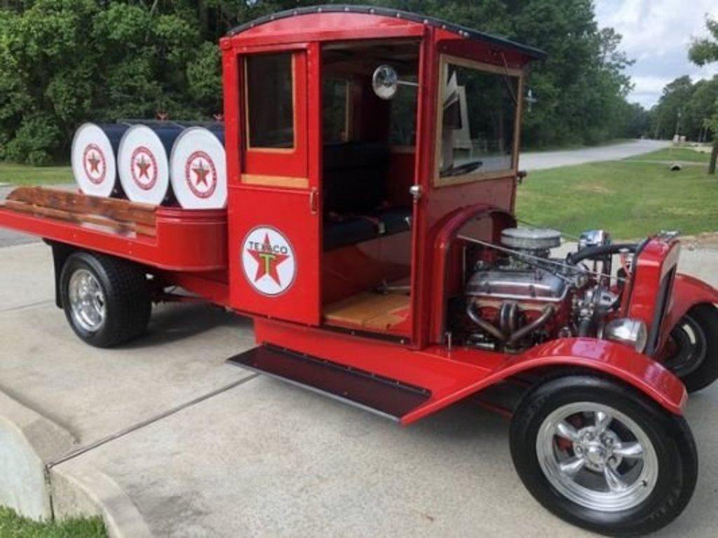 1925 Mack Custom Delivery