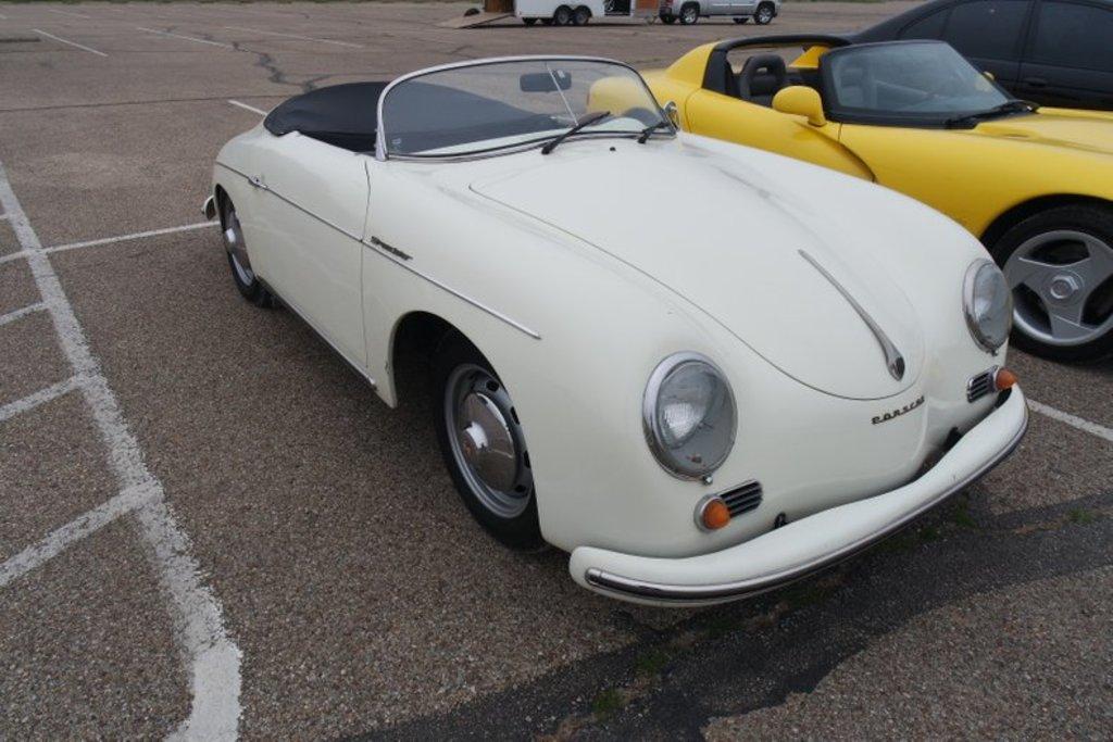 1957 Porsche 356 Speedster ReCreation