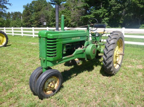 John Deere B Tractor