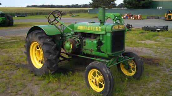 John Deere GP Tractor