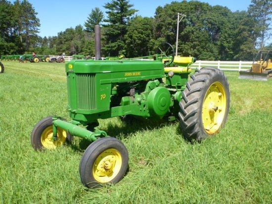 John Deere 70 Tractor