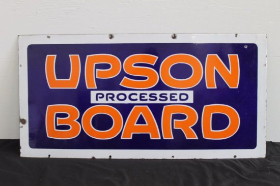 Upson Processed Board Sign | Art, Antiques & Collectibles