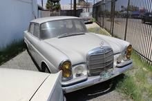 1963 Mercedes 220