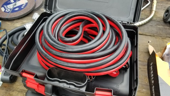 New HD Booster Cables