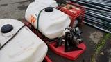 Fimco Industries 60 Poly Tank Sprayer