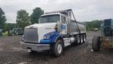 2012 Western Star Triaxle Dump Truck