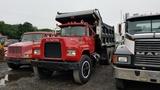 1985 Mack Rd686s 10 Wheel Dump Truck