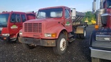 2001 International 4700 Cab And Chassis