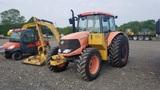 Kubota M100x Tractor With Bengal Mower
