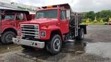 1981 International 1854 6 Wheel Dump Truck