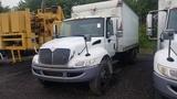 2005 International 4400 Sba Box Truck