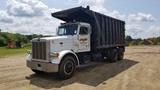 1987 Peterbilt 10 Wheel Dump Truck