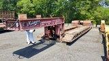 35 Ton Shertzer Lowbed Trailer