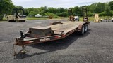 2006 Hudson 5 Ton Tag Trailer (bos Only)