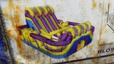 Inflatable Depot adrenaline zone lazer craze