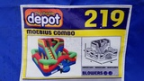 Inflatable Depot moebius bounce house